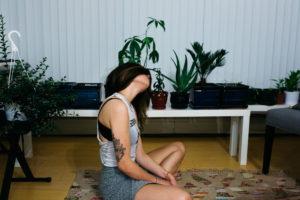 йога дома с нуля