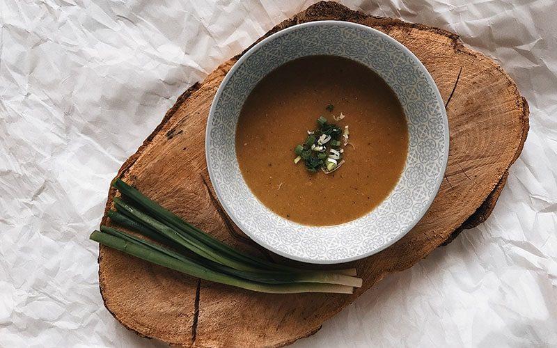 суп из бобовых