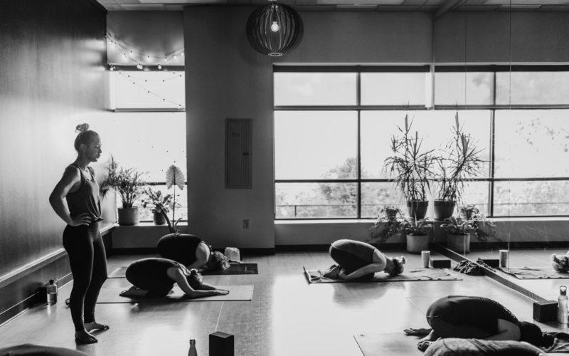 йога класс