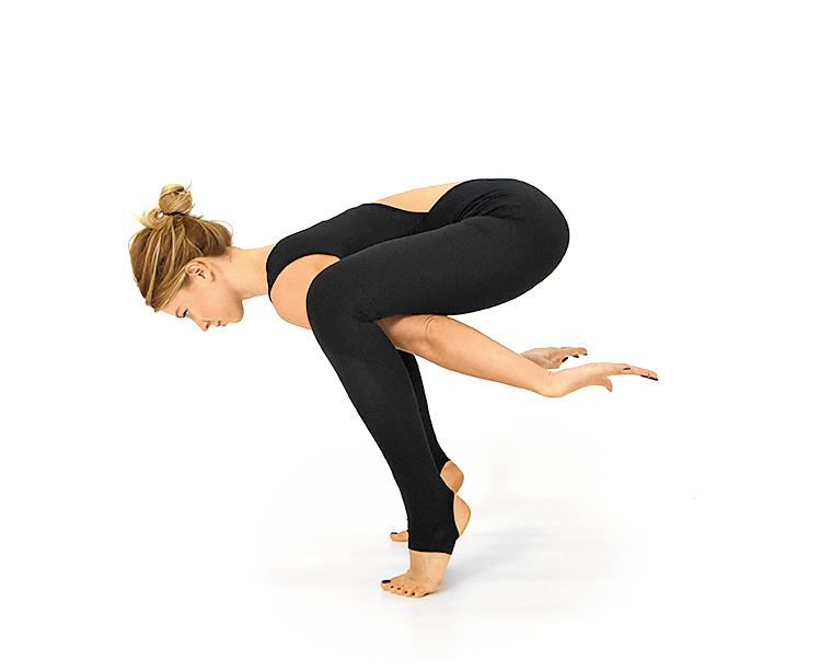лягушка упражнение