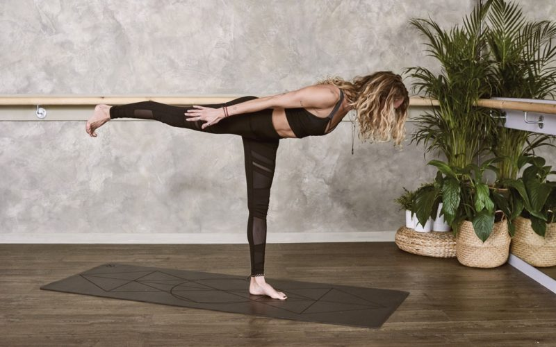 выбрать коврик для йоги