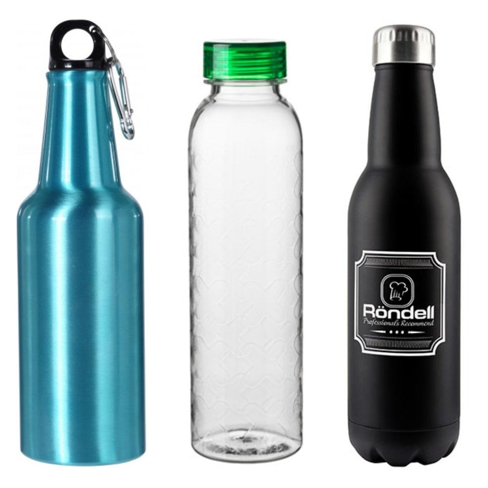 многоразовые бутылки