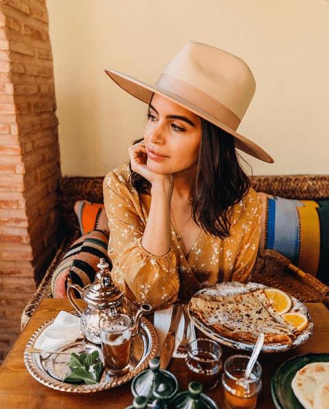 еда в ресторане