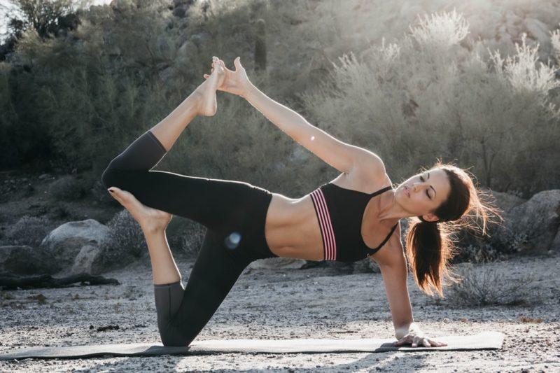 йога и кетогенная диета