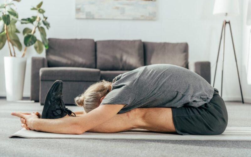 пашчимоттанасана йога