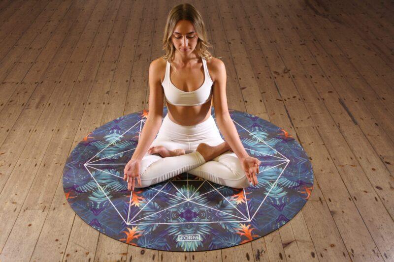 йога лотос