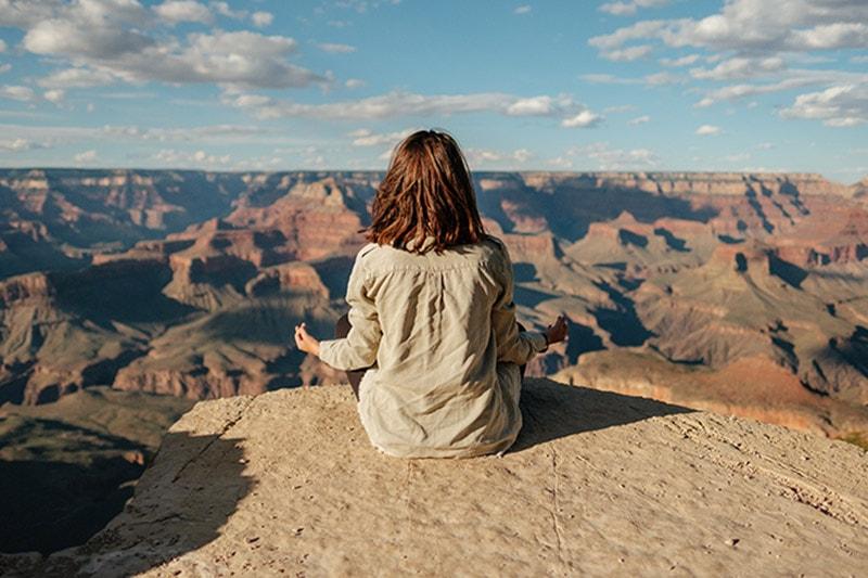 медитация сидя